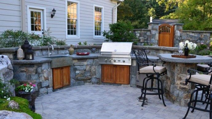 1001 Ideen Für Außenküche Selber Bauen 23 Beispiele Für