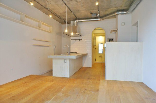 いらっしゃいませ。俺のキッチンへ。(東京都杉並区) | 東京のリノベーション・デザイナーズ賃貸ならグッドルーム[goodroom]