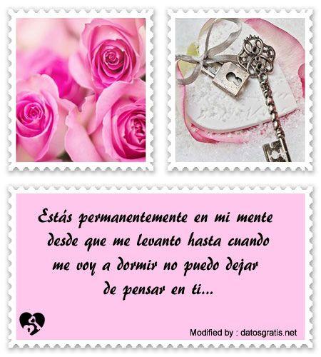 frases originales de amor para mi pareja,frases bonitas de amor para whatsapp;  http://www.datosgratis.net/mensajes-para-mi-amor/
