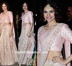 Prachi Desai in SVA couture