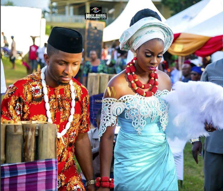 Wedding In Nigeria Traditional Dresses: #Aidageorge2016! Adaeze & George's Beautiful Igbo