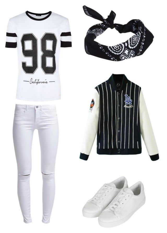 U0026quot;Exo - Love Me Right (150606 performance)u0026quot; by clemerina liked on Polyvore featuring ONLY ...