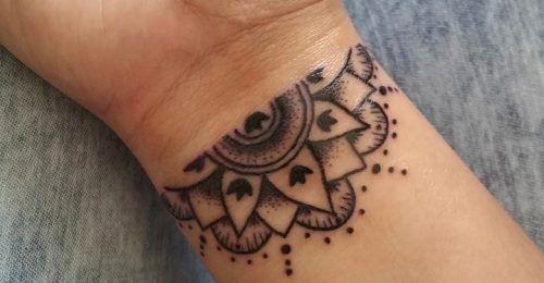 small tattoos wrist