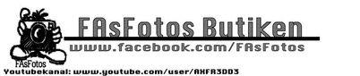 FAsFotos Online store