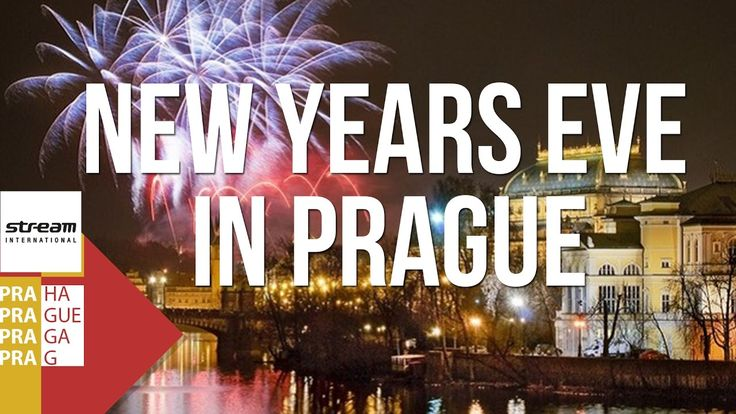Honest Prague Guide - New Year's Eve in Prague
