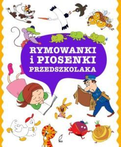 Rymowanki i piosenki dla przedszkolaka opublikowane przed wydawnictwo Wilga to mały skarbczyk najcenniejszych rymowanek oraz wierszyków, jakie powinno znać każde dziecko.