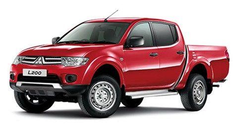 2015 MITSUBISHI L200 PICK-UP D/CAB DI-D 4WORK 4WD 134BHP - £169 + VAT Per Month just visit www.leasewell.co.uk