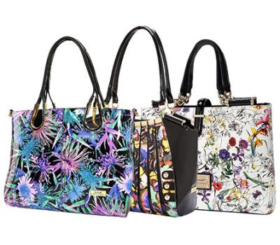 Serenade Leather Handbags and Wallets
