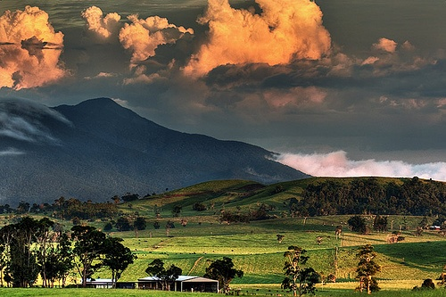Mount Bartle Frere in the Atherton Tablelands, Queensland