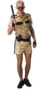 Reno 911 Deluxe Lt Dangle Adult Costume