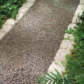 Gravel path plans...I like the edging