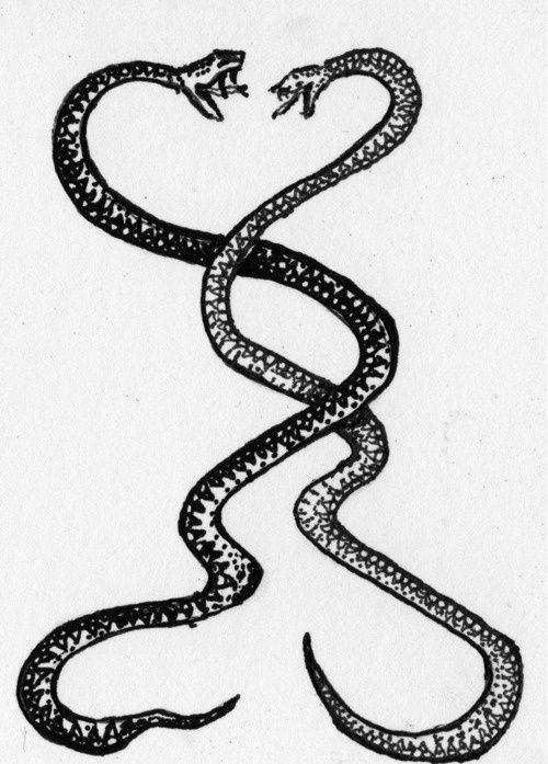 26 best simple snake tattoo images on pinterest snake