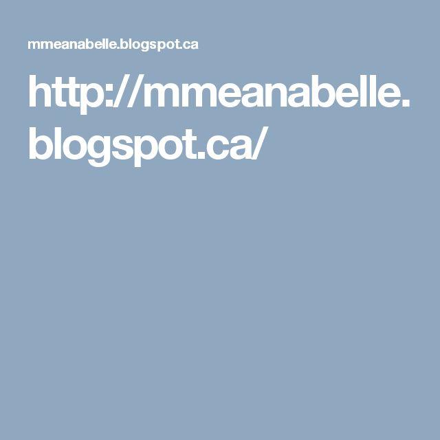 http://mmeanabelle.blogspot.ca/