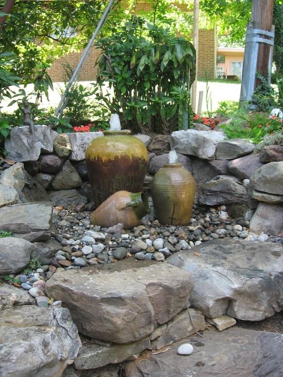 105 best water fountain ideas images on pinterest garden for Idea garden inc