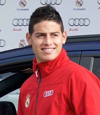 Love James Rodriguez in an unhealthy way