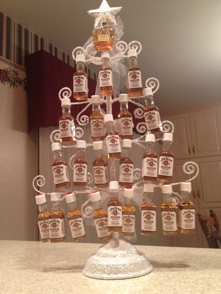 Whiskey Advent Calendar How Awesome Is This I Made It