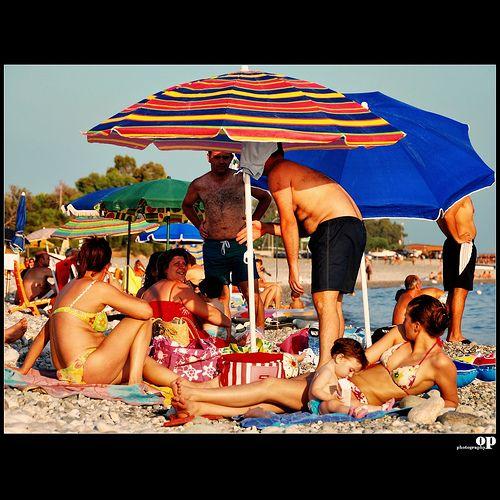 Beach Family | Osvaldo_Zoom