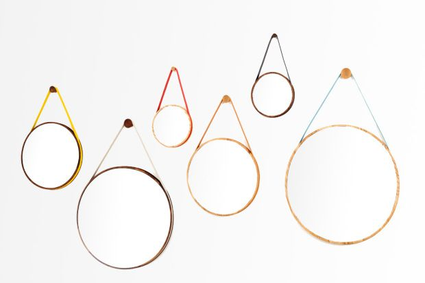 Noble & Wood  | Loop Mirror in different sizes