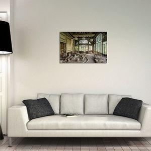 @YellowKorner ''Reminiscence Orangerie'' #AurélienVillette. L'auteur révèle des matières vieillissantes du patrimoine mondial. Disponible à votre domicile sous 8 jours - Version format classique 60x90 cm à partir de 160 €.  75016 #Paris #16ème