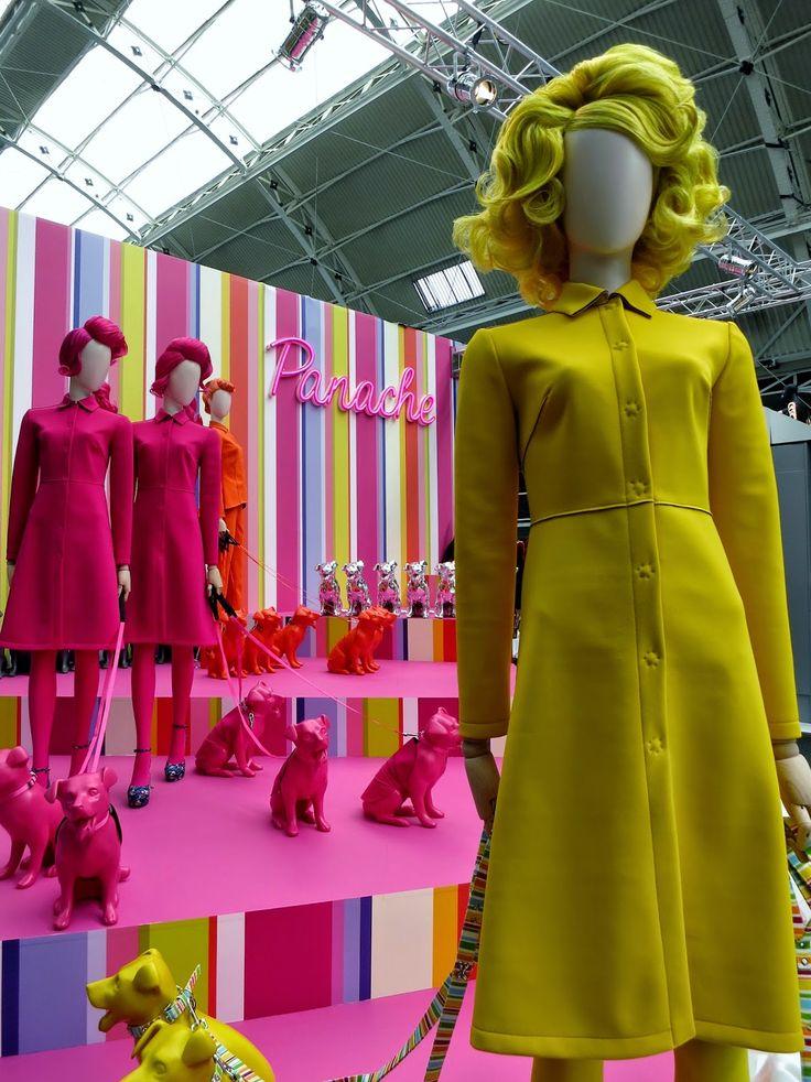 www.retailstorewindows.com: VM & Display Show, London, 2015