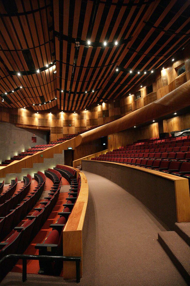 En esta sala se presentan espectáculos de danza en su mayoría, aunque ocasionalmente, la Dirección General de Música de la UNAM realiza producciones operísticas.