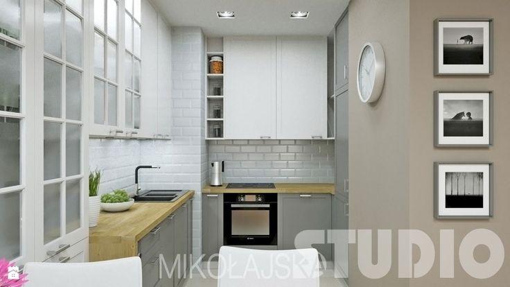 Tradycyjna kuchnia - zdjęcie od MIKOŁAJSKAstudio - Kuchnia - Styl Klasyczny - MIKOŁAJSKAstudio