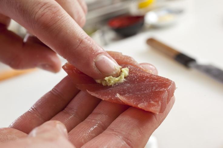 #wasabi #sushi