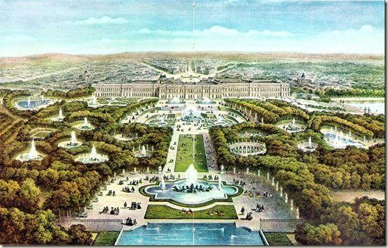 Palácio de Versalhes, Versalhes, França
