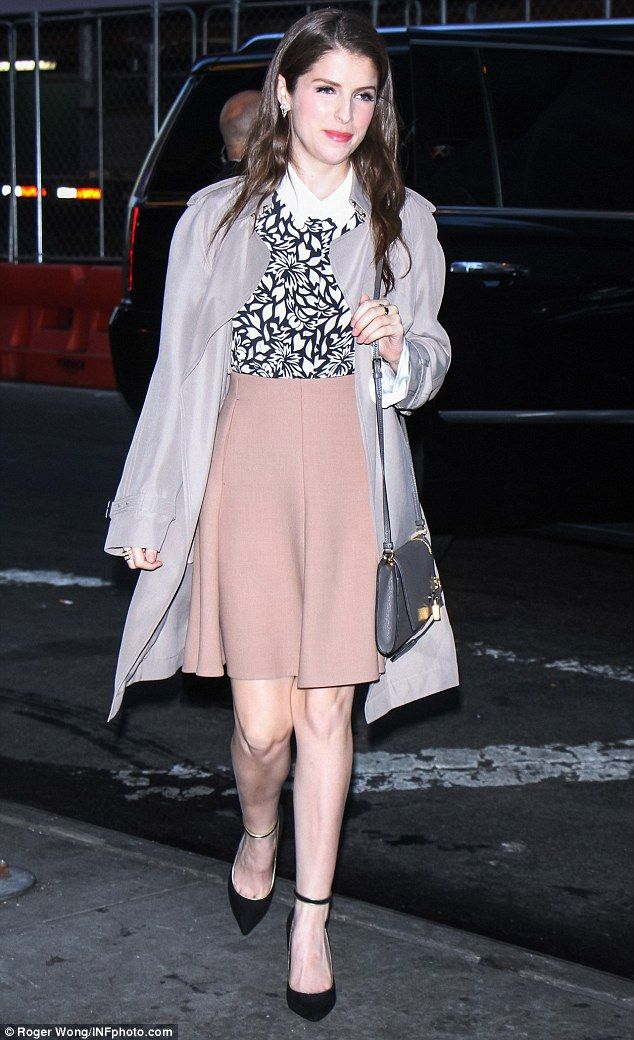 Lock up your look with Anna's Tom Ford purse #DailyMail  Click 'Visit' to buy now