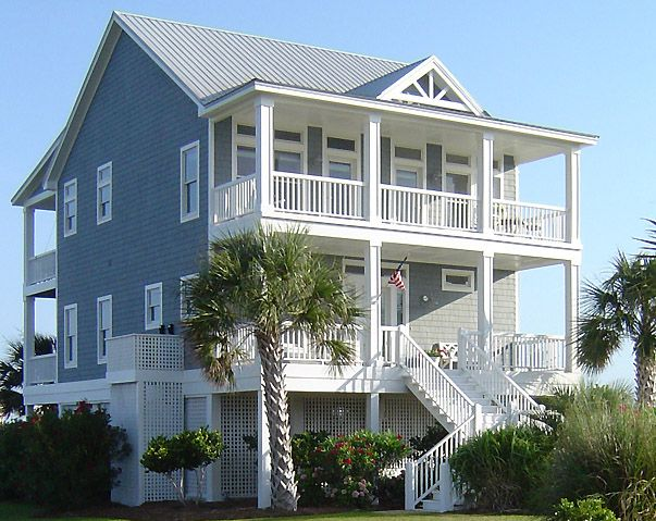 0ca595baa353f2c1cda3d8a86f11f449 house foundation beach house plans 19 best porches cottage images on pinterest,House Plans With Double Front Porches