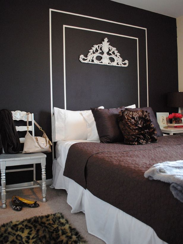Painted Headboard Ideas Glamorous Best 25 Painted Headboards Ideas On Pinterest  Painting . Review