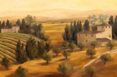 Tuscany calls me