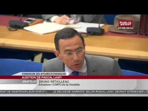 Politique - Audition de M. Pascal LAMY, directeur général de l'Organisation mondiale du commerce - http://pouvoirpolitique.com/audition-de-m-pascal-lamy-directeur-general-de-lorganisation-mondiale-du-commerce/