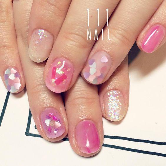 The 25 best korean nail art ideas on pinterest korean nails 20 cute nail arts that you will love prinsesfo Choice Image