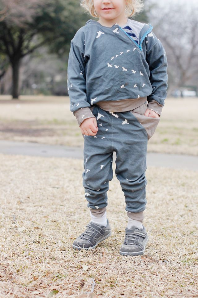 the TRIANGLE pants 18M to 8 PDF pattern | see kate sew.   OH EM GEE!!!!  I looooooove these!