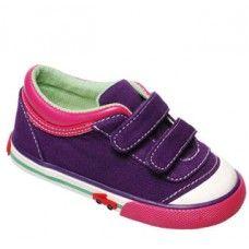 Rayne Double Strap Sneaker Size 8