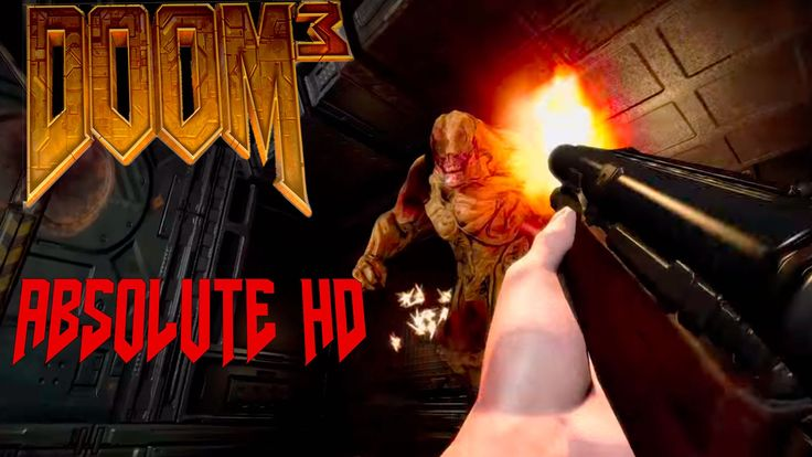 Doom 3 Absolute HD Mod 1.6 No Hud | Playtrough | No Commentary | Site 3