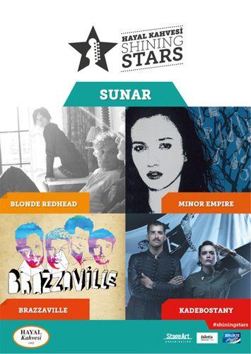 Hayal Kahvesi Shining Stars başlıyor!