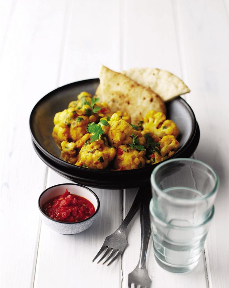 This cauliflower and coconut dahl recipe is a fast and filling vegetarian dish that will leave meat lovers satisfied.