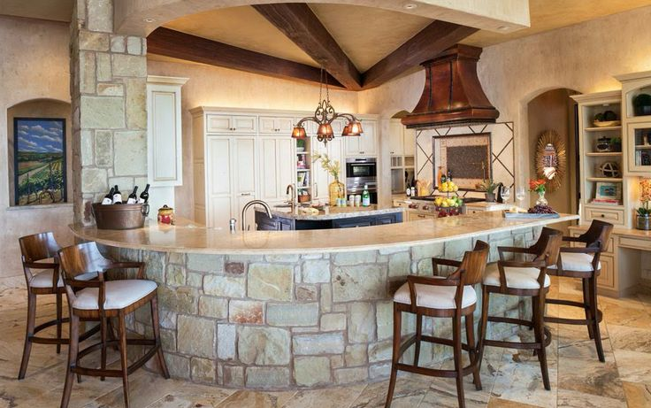 Discover fresh, inviting kitchens     (Image courtesy of Zbranek & Holt Custom Homes)