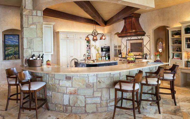 Discover fresh, inviting kitchens     (Image courtesy of Zbranek & Holt Custom Homes)