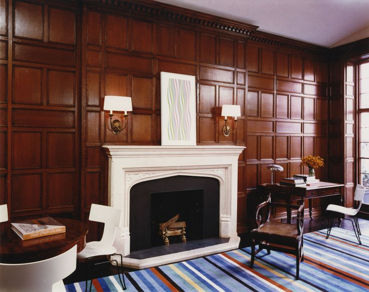 Sawyer | Berson Architects; Townhouse on West 10th Street (Interiors Refit of a 19th Century West Village Brownstone); Manhattan, New York.