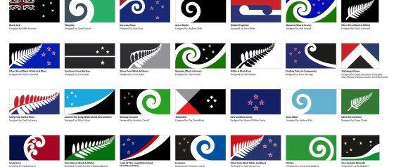 ¿Con qué bandera te quedas para Nueva Zelanda? (VOTA)