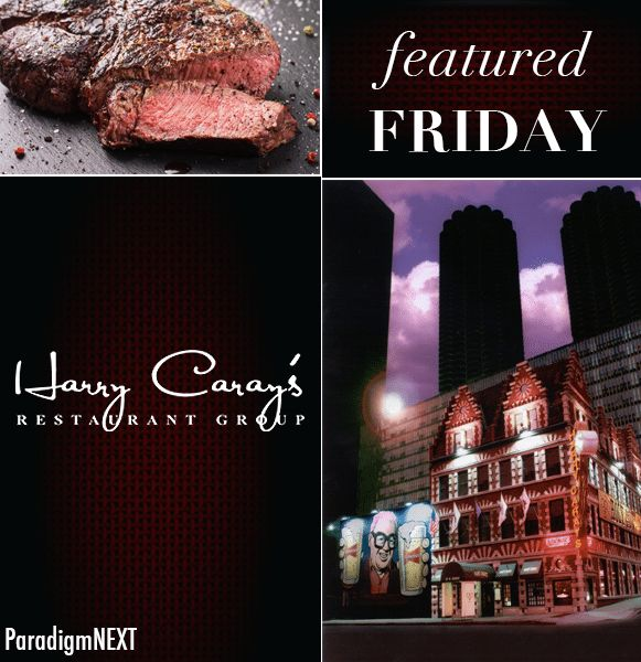 Featured Friday: Harry Caray's