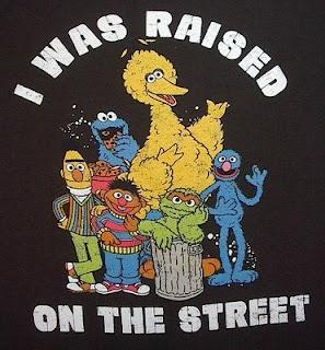 """I was raised on the """"Street"""""""