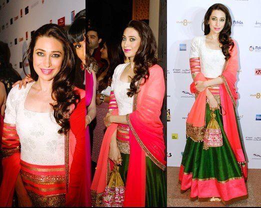 Karishma Kapoor Wedding Dress Pinterest Inspiration