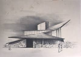 Modern Architecture Drawing 19 best architectural sketches images on pinterest | architectural