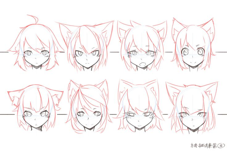 face style variations mendel