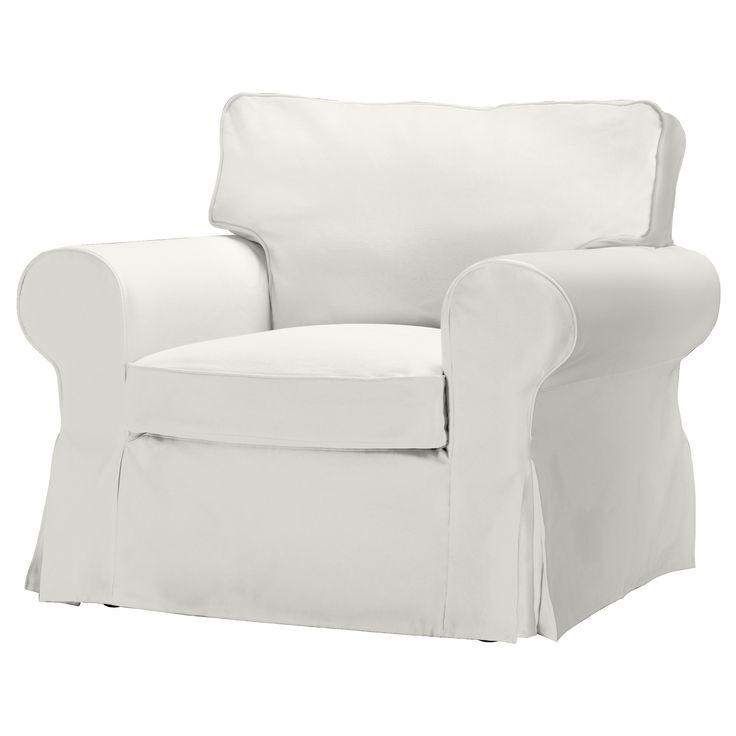 EKTORP Chair - Blekinge white - IKEA