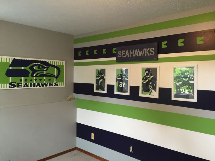 13 best Seattle Seahawks Rooms & ( Wo ) Man Caves images ...